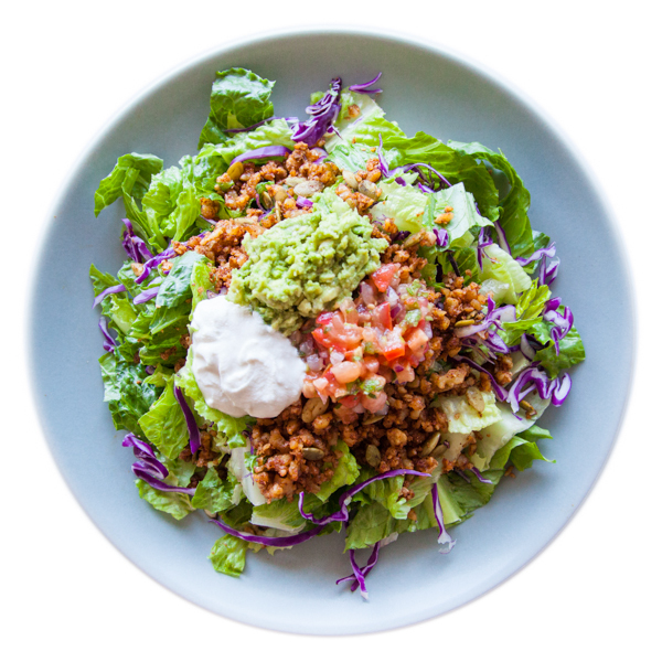 Walnut Taco Salad