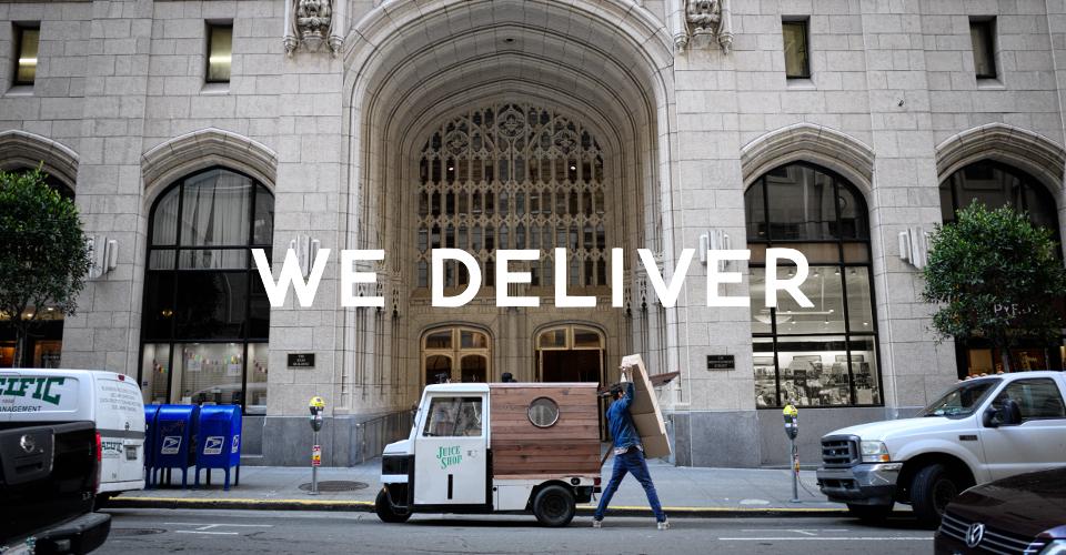 Deliveryh